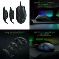 Razer Naga Trinity Gaming Mouse: 16,000 Dpi Optical Sensor - Chroma Rgb Lighting