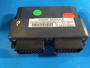 Jaguar X100 XK8 XKR Door Module Locking Module LJA2120AH/XXX LJA2120AH