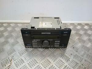 Ford Fiesta 02-10 Mk6 6000 Radio/CD/Stereo Head Unit 0000407091