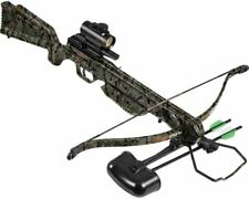 Brand New Barnett Xr250C Recurve Crossbow Elude Camo Ready to Shoot Package