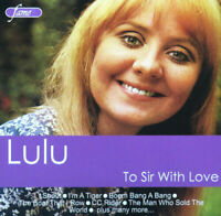 Lulu: To Sir With Love (2006) BRAND NEW SEALED MUSIC ALBUM CD - AU STOCK