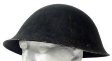 MKIV TURTLE Helmet British Army WW2 Era Steel Original Shells Only x2 Olive VTG