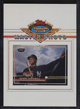 1993 Stadium Club 5x7 Master Photo Members Only Danny Tartabull New York Yankees