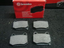 FOR SUBARU IMPREZA WRX STI 2000-2007 BREMBO BRAKE PADS  REAR