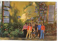 CP 60 OISE - Ermenonville - Mer de Sable - Centre Attractif Jean Richard Carte b