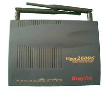 DrayTek Vigor 2600G 2600 G Wireless ADSL Router                              *45