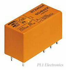 TE CONNECTIVITY / SCHRACK   RTD34012AP   RELAY, PCB, SPST-NO, 12VDC, 16A