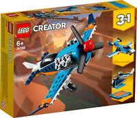 31099 LEGO Creator Propeller Plane 128 Pieces Age 6 Years+