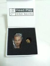 1/6 Head Play Andy Whitefield Head Sculpt (NIB)