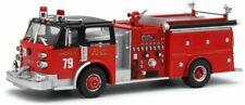 "Code 3 (12857) ""Chicago Fire Dept. Engine 79"" 1:64 Diecast Fire Truck"