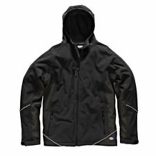 Polyester Hooded Coats & Jackets for Men Soft Shell