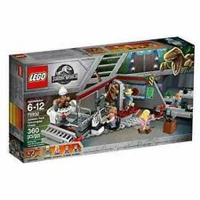 Lego Jurassic Park Velociraptor Chase (75932)