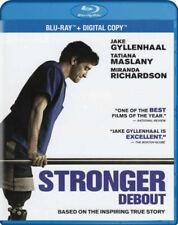 Stronger (Blu-ray Disc) Jake Gyllenhaal