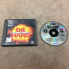 Die Hard Trilogy Ps1 Sony Plastation Pal