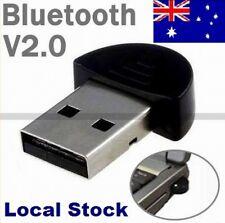 Mini USB 2.0 Wireless Bluetooth Dongle Adapter Adaptor Windows XP 7 8 10 PC