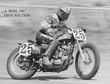 Harley-Davidson XR 750 & Jay Springsteen 1976 - photo motorcycle photo 1