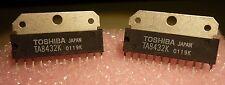 TA8432K / IC / SIP / 2 PIECES (qzty)