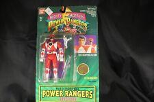 Power Rangers Red Ranger Jason Fliphead Action Figure (Bandai 1994) Auto Morph