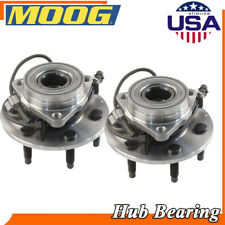 Moog Wheel Bearing and Hub Assembly for 2000-2006 Chevrolet Suburban 1500 Pair