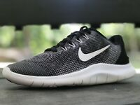 ***Nike Flex 2018 RN Running Shoes -Size 4 Youth - Black And White
