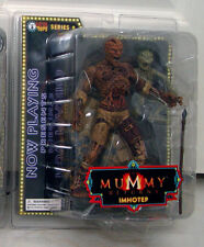 SOTA Now Playing - The Mummy Returns IMHOTEP Figure - SEALED IN CLAMSHELL