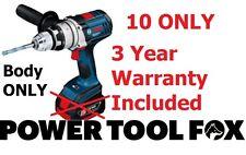 new Bosch GSB 18V--2-Li Cordless Combi Drill (BodyONLY) 0615990G9D 3165140810302