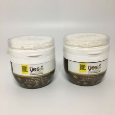 Lot of 2 Yes to Coconut Ultra Hydrating Coconut Oil Cleansing Balm New Unopened!