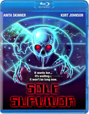 SOLE SURVIVOR (1982) Blu-Ray CODE RED *Creepy 80's SLASHER Horror  *SEALED *RARE