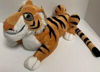 Disney Shere Khan Tiger Jungle Book Plush Stuffed Animal Authentic Store Tags