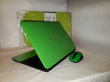 Neon Green Sony Vaio Fit F Series 14 750gb 4gb Windows 10 Office + Extras
