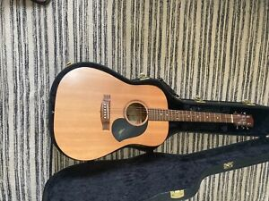 Maton SRS60 solid 60 tan good condition adult