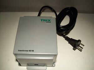 Trix 128420 Trafo 60 VA Neu ohne Verpackung aus Startset