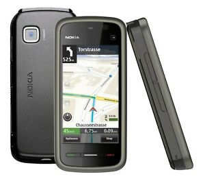NOKIA 5230 CHEAP 3G TOUCH MOBILE PHONE-UNLOCKED WITH A NEVV CHARGAR AND WARRANTY