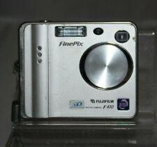 Fujifilm FinePix F410 3.14MP Digital Camera w/ 3x Optical Zoom   Faulty
