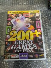 Game 200+ Great Games For Pda Valu Soft For Palm Os And Pocket Pc Handhelds