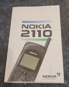 Nokia 2110 User Guide