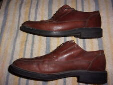 DOCKERS PRO STYLE ALL MOTION COMFORT BROWN SHOES MEN'S SIZE 10 1/2 M