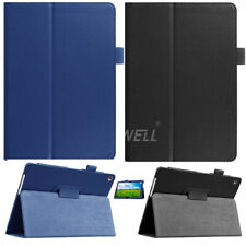 For  iPad 3 3rd Generation 9.7 in Tablet - Leather Flip Smart Cover Stand Case