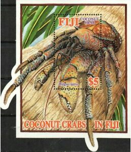 Fiji Stamp - Coconut Crab Stamp - NH