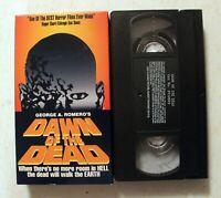 VHS: Dawn of the Dead: George Romero