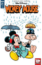 Mickey Mouse #21 Subscription Cover IDW 2017