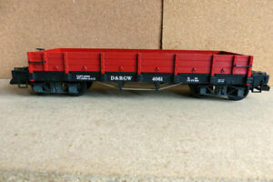 LGB 4061 US Niederbordwagen D&RGW