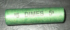 New listing 1973-D Uncirculated Roosevelt Dime Roll
