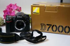 Nikon D  7000  Body, Gehäuse , Auslösungen, Shuttercount :: 16.543