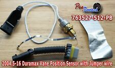 2004.5-05 Chevy/GMC 6.6L for LLY Vane Position Sensor - GM (12643471)