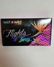 WET N WILD FLIGHTS OF FANCY MEGALAST 6 NAIL POLISH LIMITED EDITION COLLECTOR SET