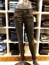 Damen-Jeans mit mittlerer Bundhöhe (en) Röhrenjeans Hosengröße W26