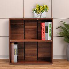 Mueble Archivo Estanteria 60x24x63cm Estante Madera Armario Libreria Oficina NUE