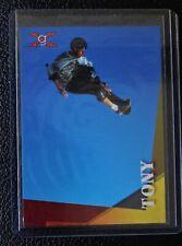 New listing 1994 Generation Extreme Card Sports Skateboarder Tony Hawk #95 Rookie Card?