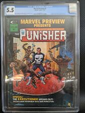 Marvel Preview #2 CGC 5.5